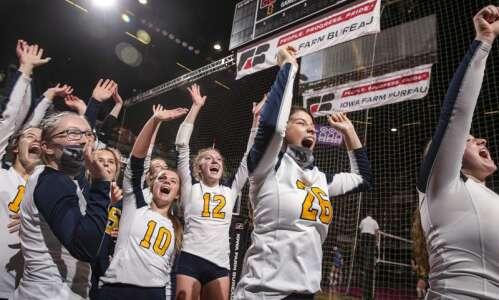 Photos: Gehlen vs. Burlington Notre Dame, Iowa Class 1A state…