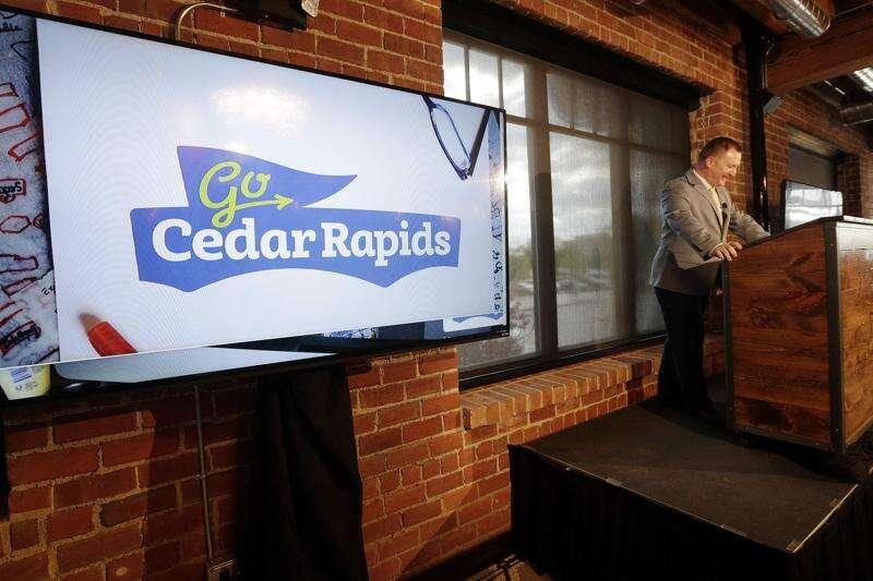 Cedar Rapids Area Convention and Visitors Bureau is now GO Cedar Rapids