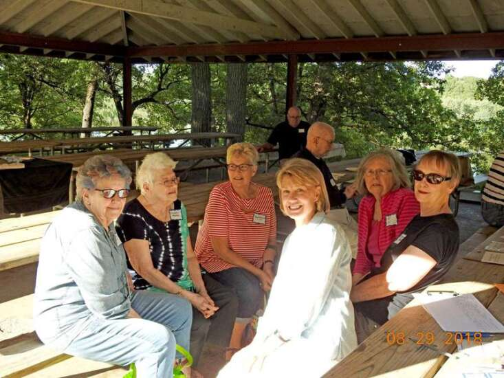 Armstrong's closed nearly 30 years ago, but former workers still meet annually for employee picnic