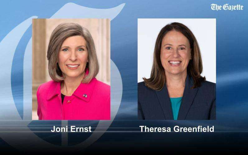 Joni Ernst wins hard-fought U.S. Senate race over Theresa Greenfield