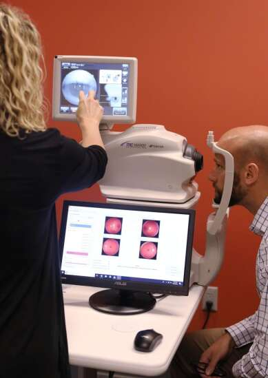 Artificial intelligence begins diagnosing patients in Eastern Iowa