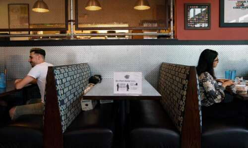 Reopened restaurants reveal dining's 'new normal': masked waiters, e-menus and…