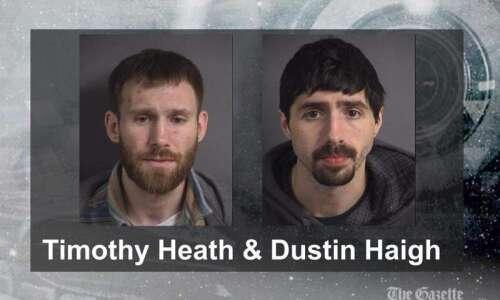 Iowa City men found with burglary tools, drugs, stolen property