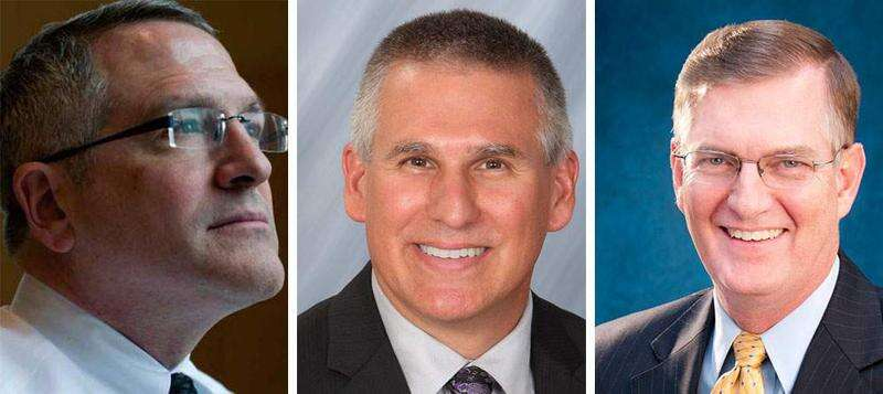 University presidential finalists lack diversity — again