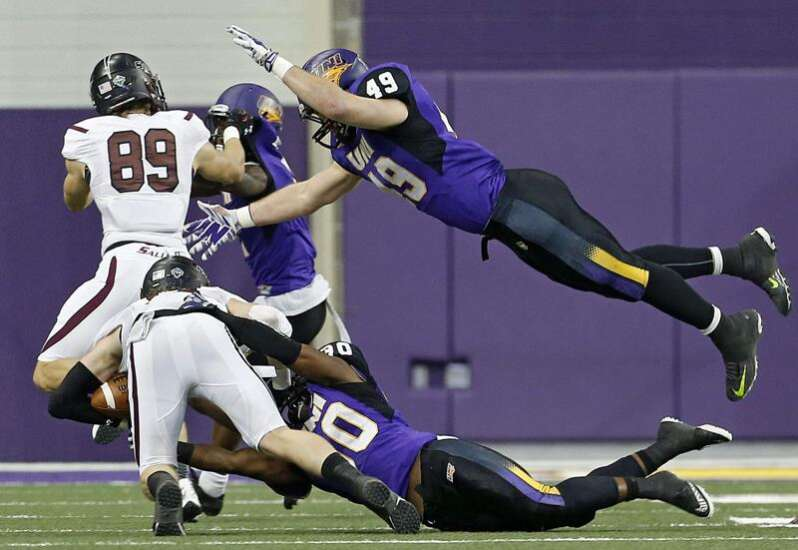 UNI's McMakin declares for NFL Draft
