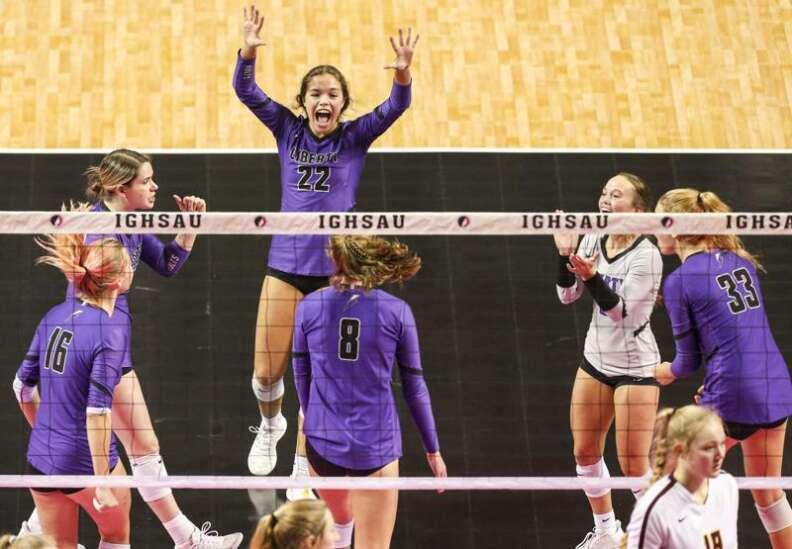 Super 10: Liberty tops final Gazette area volleyball rankings