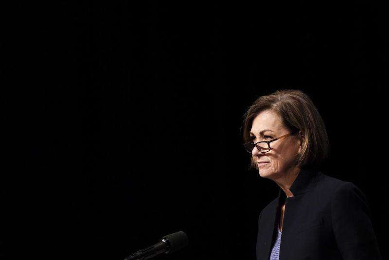 Iowa would have backed GOP challenge to presidential election but wasn't asked, Reynolds says