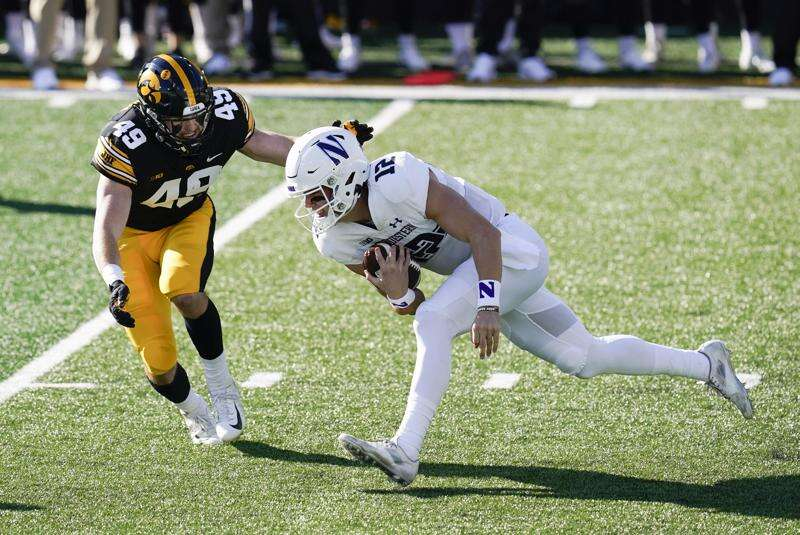 Iowa football: Keeping up with the 15 Hawkeyes leaving this offseason
