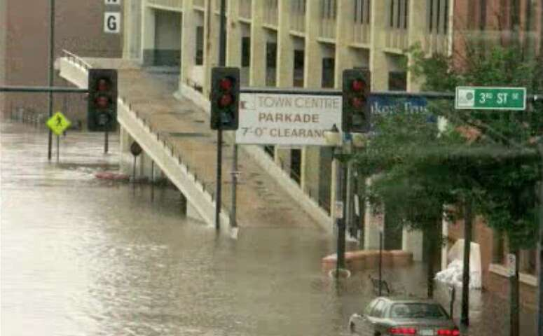 Watch: Epic Surge Slideshow from 2008