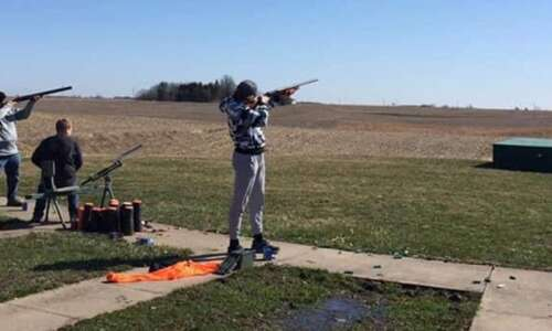 Fairfield Boy Scouts participate in trap shoot