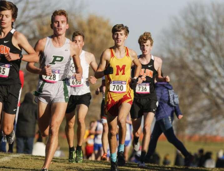 Photos: Class 3A Iowa high school state cross country meet