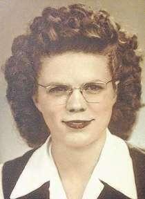 Bessie Mae (Blick) Kosina