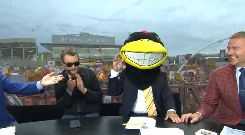 ESPN College GameDay returning to Ames for Cy-Hawk Game