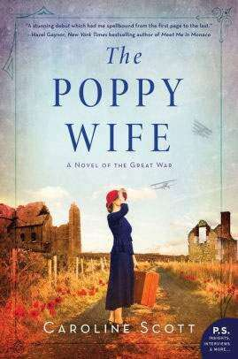 'The Poppy Wife' is a Haunting novel about the Great War