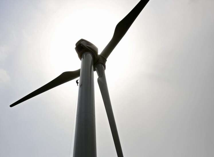 Mr. President: In Iowa, wind energy equals jobs