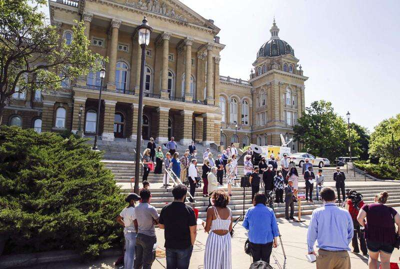 Legislature is failing Iowans on justice reform