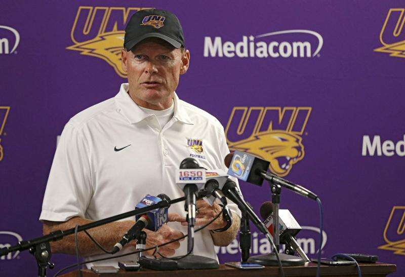 UNI football notes: Panthers continue to adapt to COVID-19 protocols as they approach end of spring season