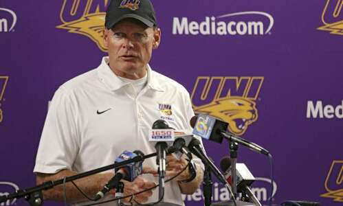 UNI football notes: Panthers continue to adapt to COVID-19 protocols