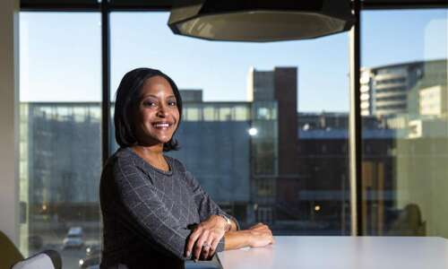 University of Iowa's Tovar takes diversity, equity and inclusion from…