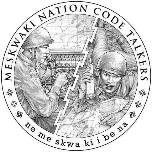 Meskwaki 'code talkers' receive Congressional Gold Medal