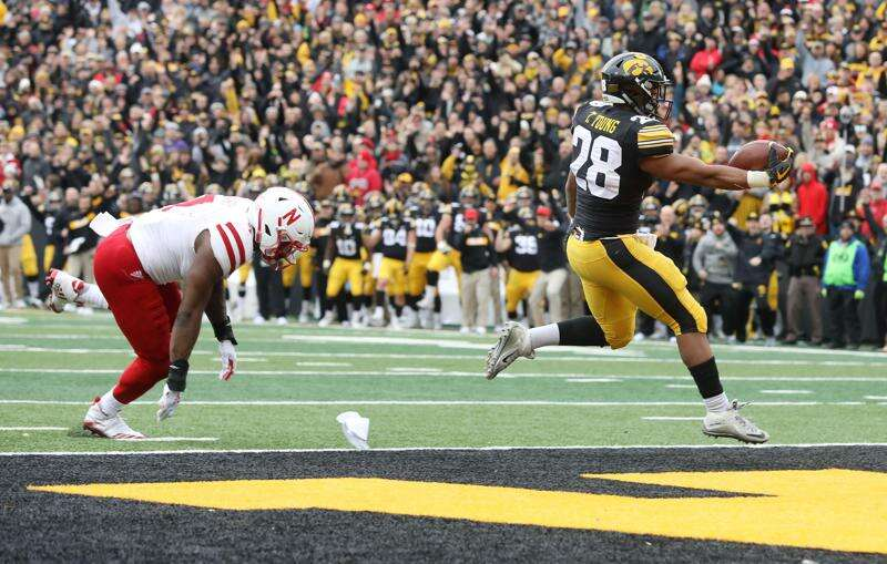 Iowa makes it a Black Friday for Nebraska's Blackshirts with strong running game