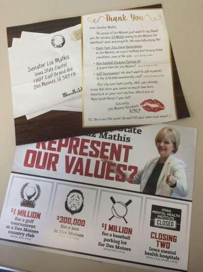 In Iowa: You've got mail, and more Iowa legislative trivia