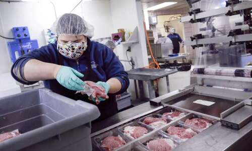 Eastern Iowa meat lockers see record sales due to processing…