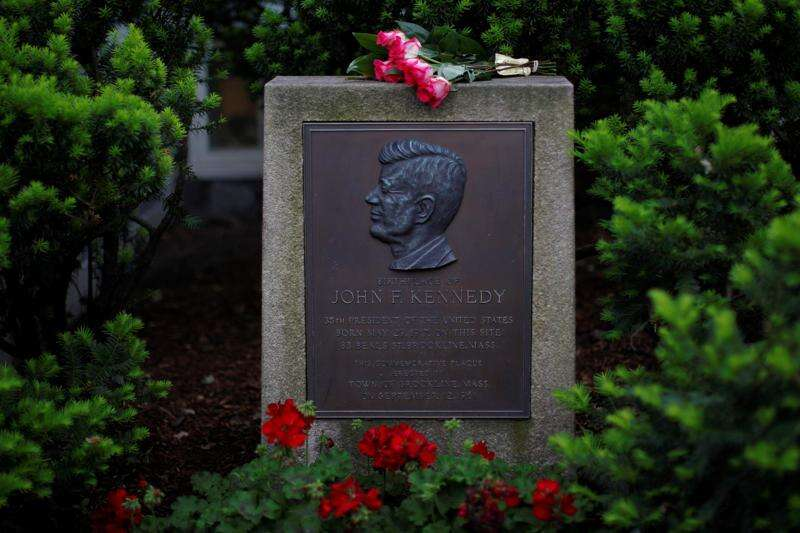How many K-12 public schools are still named after JFK?