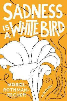 Review: Israeli American's bold debut in 'Sadness is a White Bird' strikes a nerve