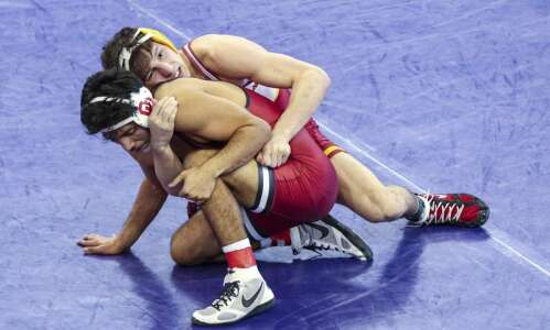 Iowa State freshmen step in and step up for NCAA…