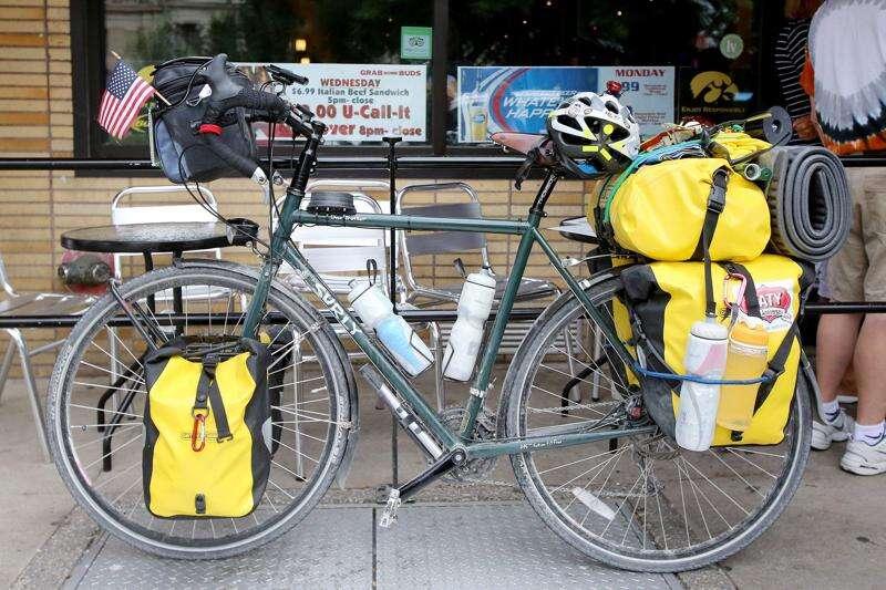Cyclists should use bike trails