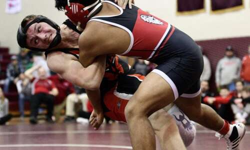 All-Southeast Conference wrestlers named