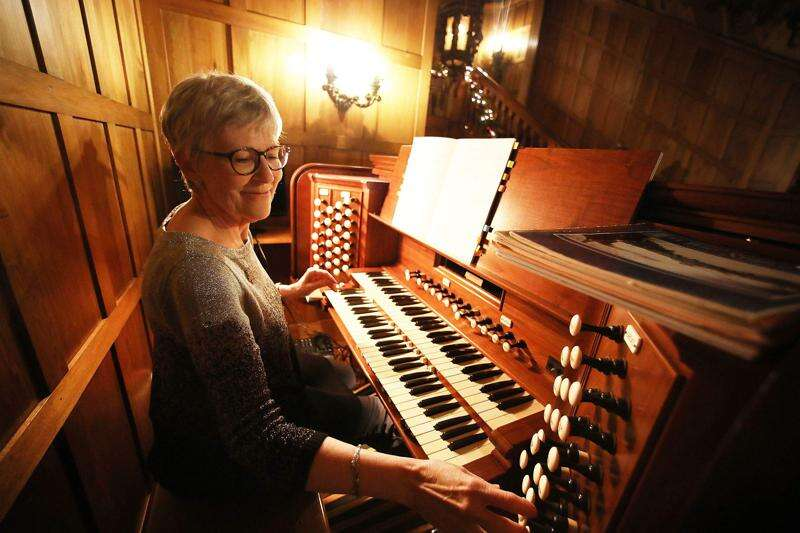After a year of restoration, Brucemore's pipe organ sings again