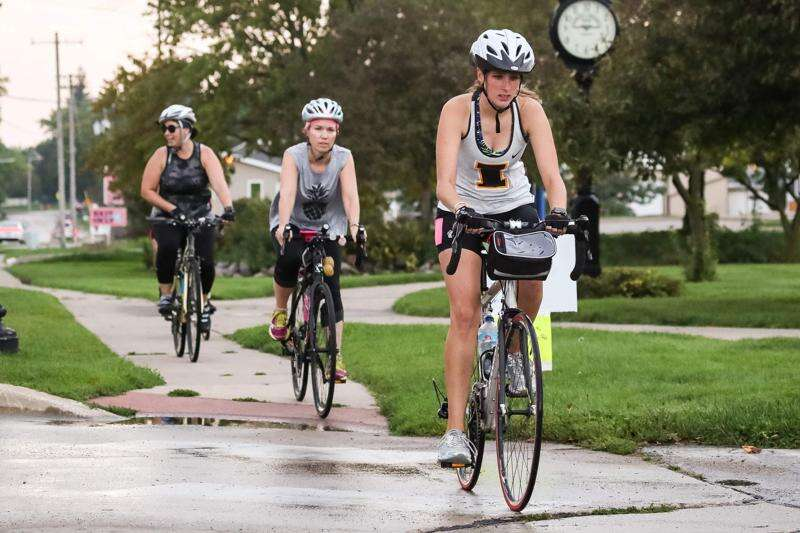 Bike Iowa City pedals onward: Iowa City/Coralville Convention and Visitors Bureau asks cyclists to 'bike your adventure'