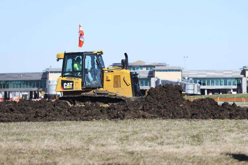 $21 million taxiway renovation underway at Eastern Iowa Airport