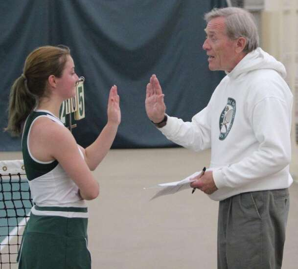 Lawrence Eyre honored by U.S. Tennis Association
