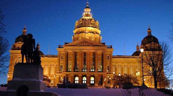 Don't mess with Iowa's legislative maps