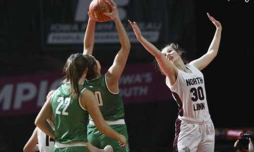 New-look North Linn girls' basketball team enjoying same old success