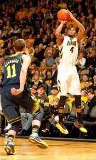 Final numbers: Iowa basketball 2013-14