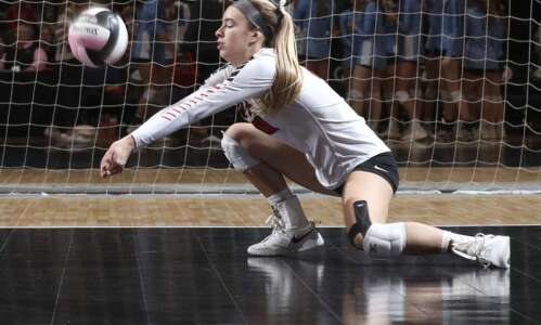 Gazette area Fab 5: Union volleyball makes debut appearance