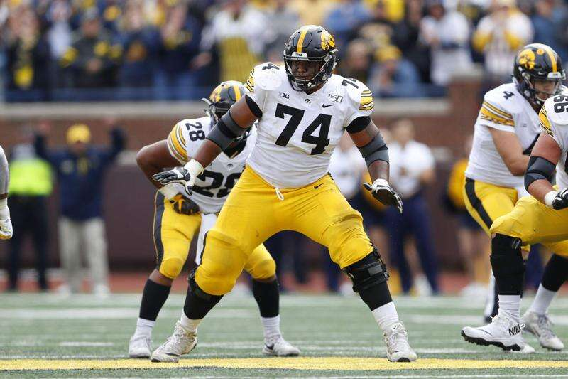 Iowa's running game will be a theme for the rest of the season