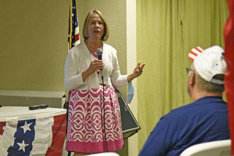 U.S. Chamber endorses Miller-Meeks in Iowa 2nd District