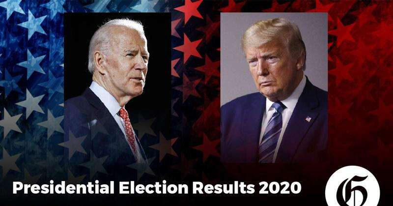 Presidential Election Results 2020