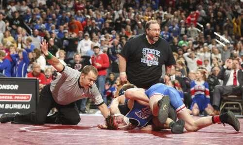 Cascade wrestler Aidan Noonan follows memorable junior season finale with…
