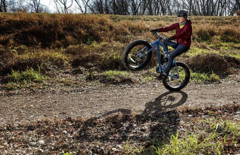 Fat bike races coming to Cedar Rapids GO CR Fat Sac & Fox Enduro Ride is Dec. 9-10