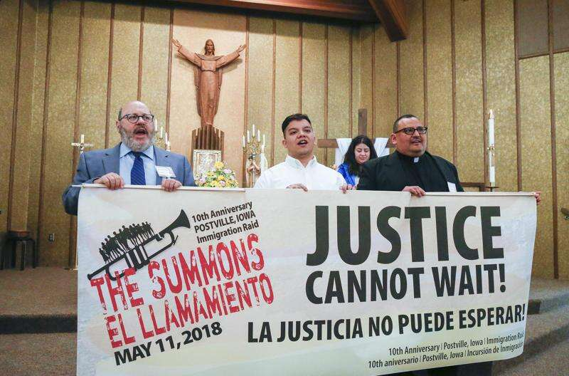 Immigration reform summons is not limited to Postville