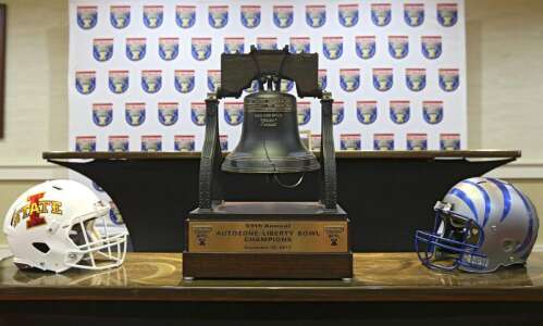 Liberty Bowl notes: Iowa State vs. Memphis features numerous matchups…