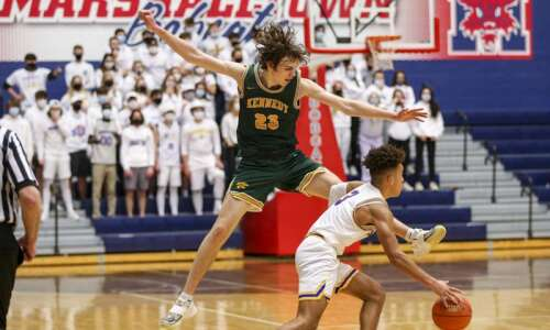 All-Metro boys' basketball 2021: Kennedy's Caleb Schlaak is Player of…