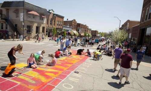Mount Vernon's Chalk the Walk returns this weekend