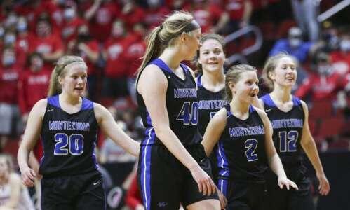 Iowa girls' state basketball 2021: Wednesday's scores, stats, game replays…